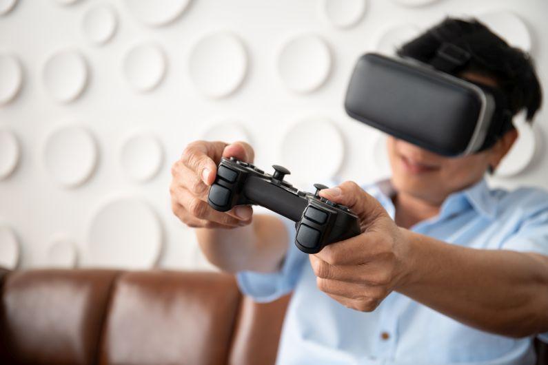 Réalité virtuelle et localisation
