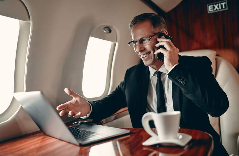 traduction aviation affaires