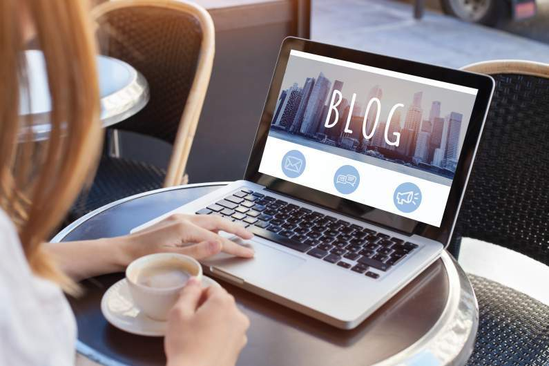 traduire un blog